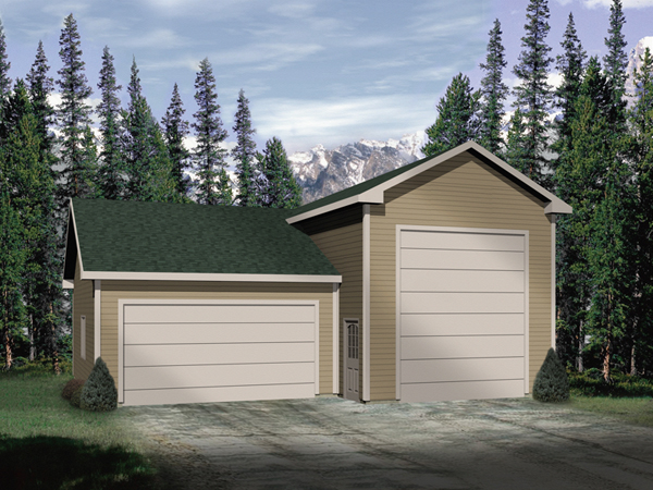 Tremendous Garage Plans And Garage Designs Garage Plans And More Largest Home Design Picture Inspirations Pitcheantrous