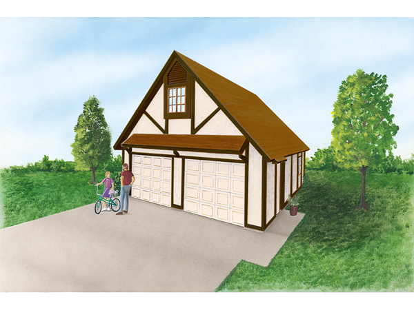 Tudor style garage plans have overlapping gables  patterned brick or stone   and timber that evokes medieval times  Building a Tudor garage design is  the. Tudor Style Garage Plans   Garage Plans and More